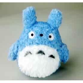 Peluche Studio Ghibli Moyen Totoro Bleu
