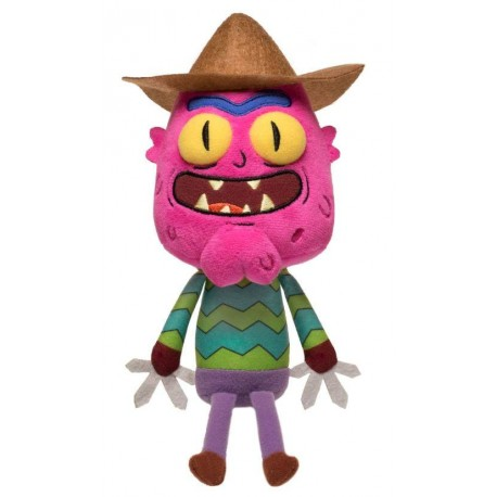 Peluche Rick and Morty - Scary Terry