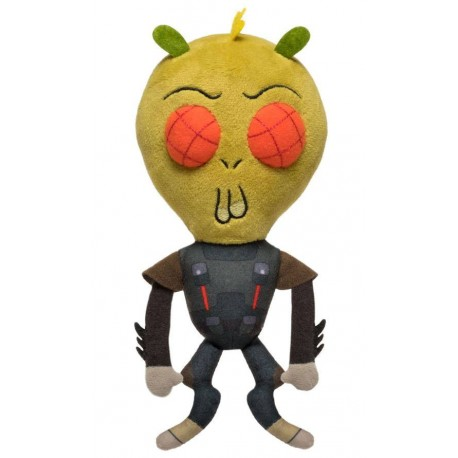 Peluche Rick and Morty - Krombopulous