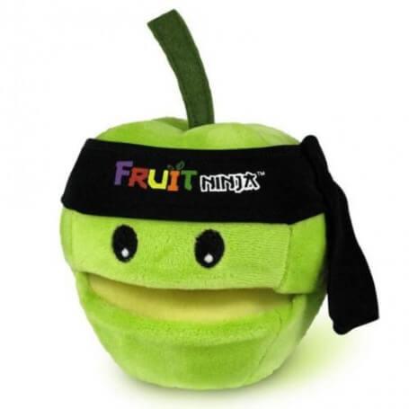 Peluche Sonore Fruit Ninja Pomme