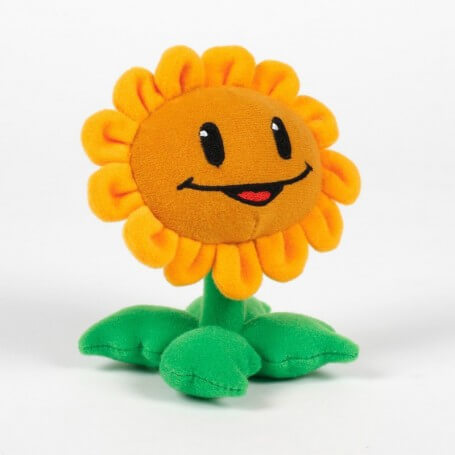 Peluche Plants vs Zombie Tournesol
