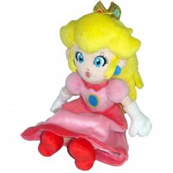 Peluche Mario Bros Princesse Peach