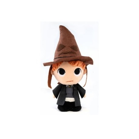 Peluche Harry Potter - Ron Choixpeau Magique