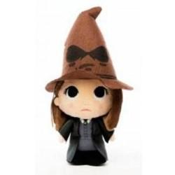 Peluche Harry Potter - Hermione Granger Choixpeau Magique