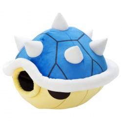 Peluche Mario Kart Carapace Bleue