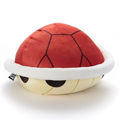 Peluche Mario Kart Carapace rouge