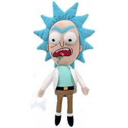 Peluche Rick and Morty - Rick