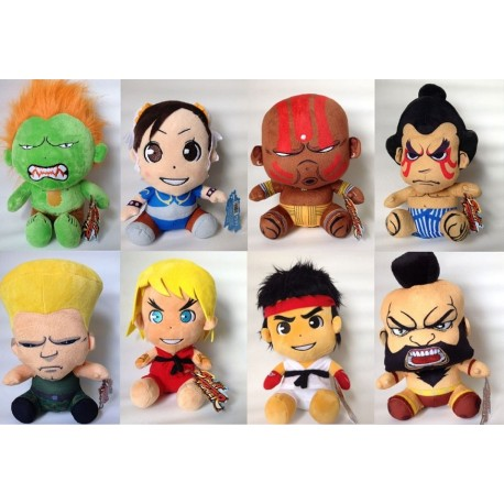 Peluche Street Fighter 15cm