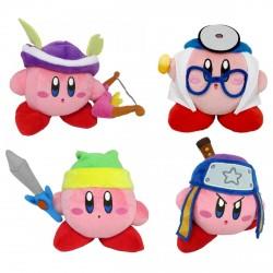 Peluche Mario Bros Kirby