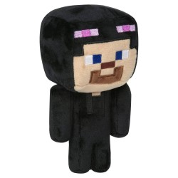 Peluche Minecraft Enderman Steve