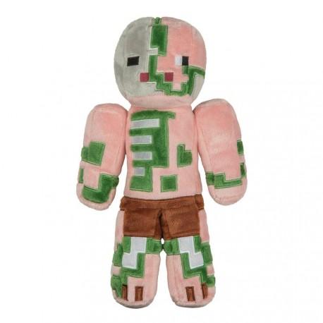 Peluche Minecraft Cochon Zombie