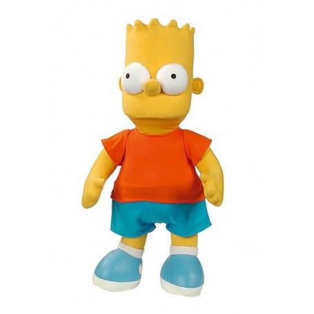 Peluche Simpson Bart