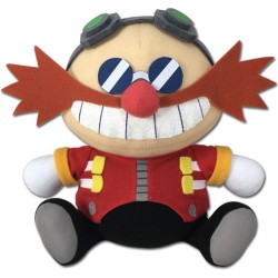 Peluche Sonic the Hedgehog - Dr Robotnik
