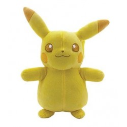 Peluche Pokemon Pikachu avec fruit