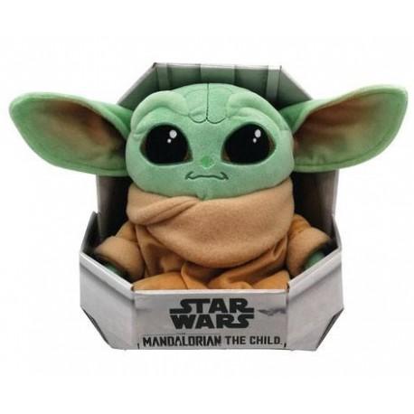 Peluche Star Wars The Mandalorian Bébé Yoda