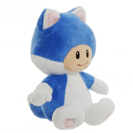 Peluche Mario Bros Chat Toad