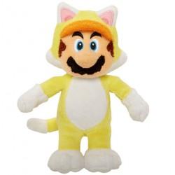 Peluche Mario Bros Chat Mario