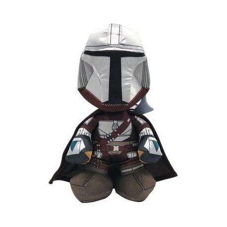 Peluche Star Wars The Mandalorian Warrior