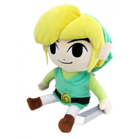 Peluche Zelda Link