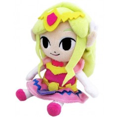 Peluche Legend of Zelda Princesse Zelda