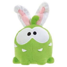 Peluche Cut the Rope Om Nom Lapin