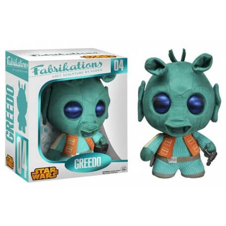 Peluche Star Wars Greedo