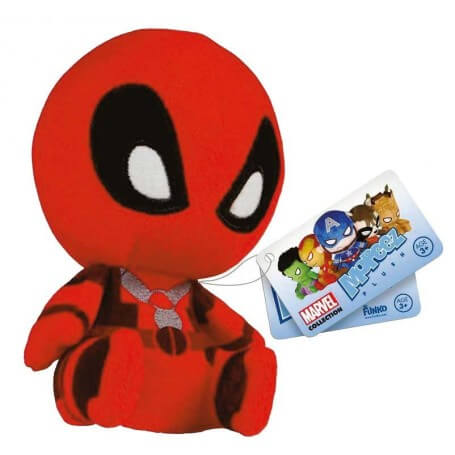 Peluche Marvel Deadpool