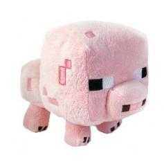 Peluche Minecraft Cochon