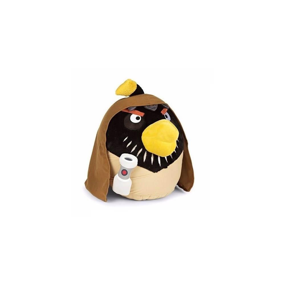 Peluche angry birds star wars obi wan kenobi - Angry birds star wars 7 ...
