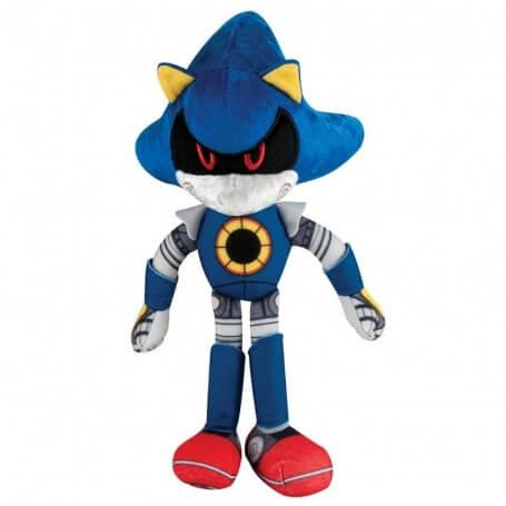 Peluche Sonic Boom - Metal Sonic
