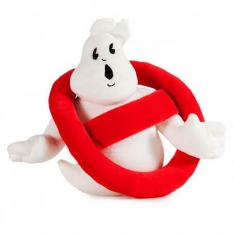 Peluche SOS Fantôme Logo Ghostbusters