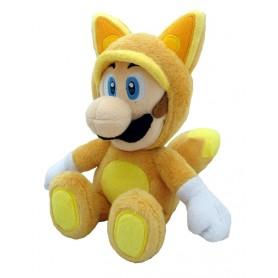 Peluche Mario Bros Luigi Kitsune
