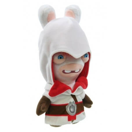 Peluche Lapin Cretin Assassin's Creed