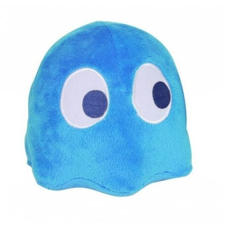 Peluche Pac-Man Bleue - Inky