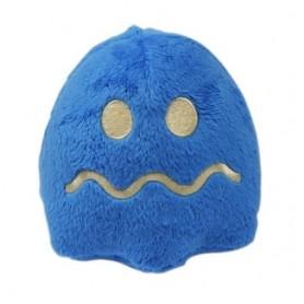 Peluche Pac-Man Fantôme Bleu