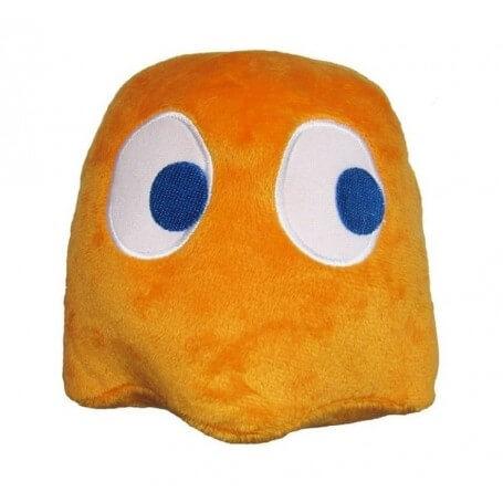 Peluche Pac-Man Orange - Clyde