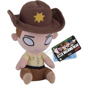 Peluche Walking Dead - Rick