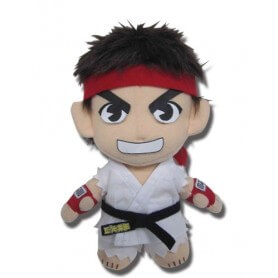 Peluche Street Fighter Ryu
