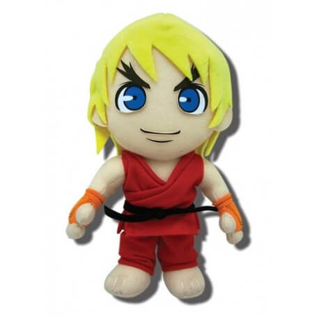 Peluche Street Fighter Ken