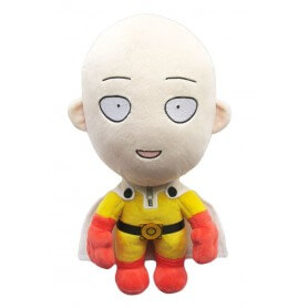 Peluche One Punch Man Saïtama Content