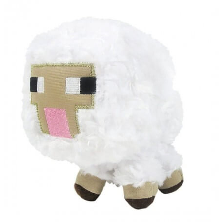 Peluche Minecraft Mouton