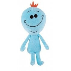 Peluche Rick and Morty - M. Meeseeks