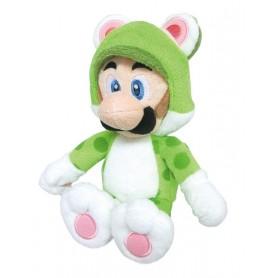 Peluche Mario Bros Chat Luigi