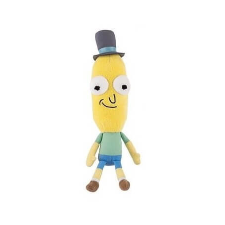 Peluche Rick and Morty - M. Poopy Butthole