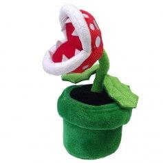 Peluche Mario Bros - Plante Piranha