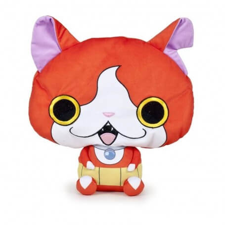 "Peluche Yo-kai Watch ""Big Head"" Jibanyan"