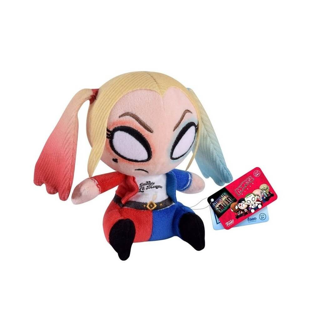 56ae57fa4b35 Peluche DC Comics Harley Quinn Suicide Squad