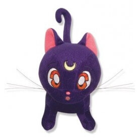 Peluche Sailor Moon Luna