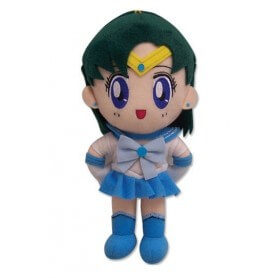 Peluche Sailor Moon Mercure