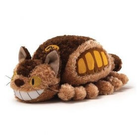 Peluche Studio Ghibli Chat-Bus
